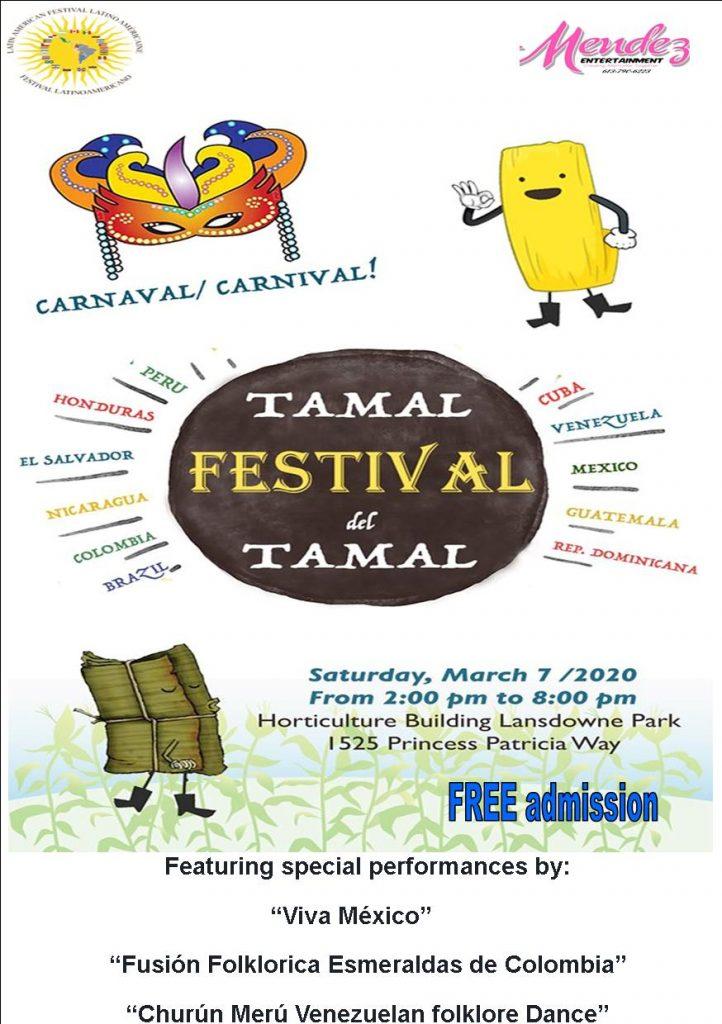 Tamal Festival 2020